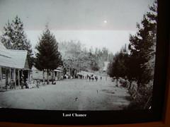 Main Street Last Chance, CA