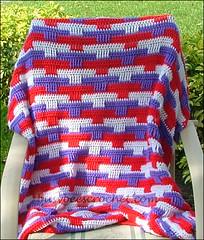 Caytie's T-blanket