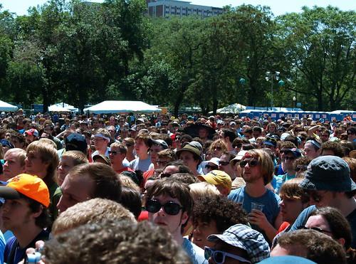 Pitchfork 2008, Chicago 07/20/08