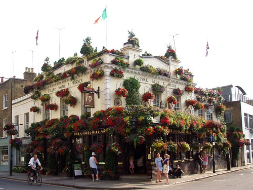 The Churchill Arms (Kensington W8)