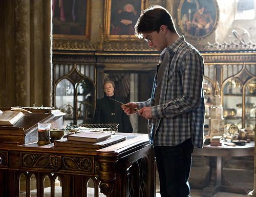 harry potter y el principe mestizo por ti.