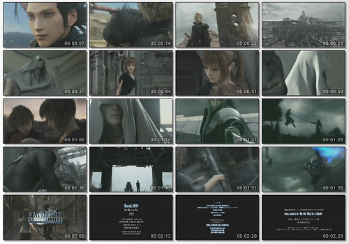 Trailer Final Fantasy VII Advent Children Complete