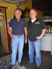Island Distillers Bob and Jim