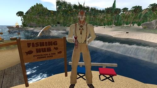 HBA Island Fishing 3