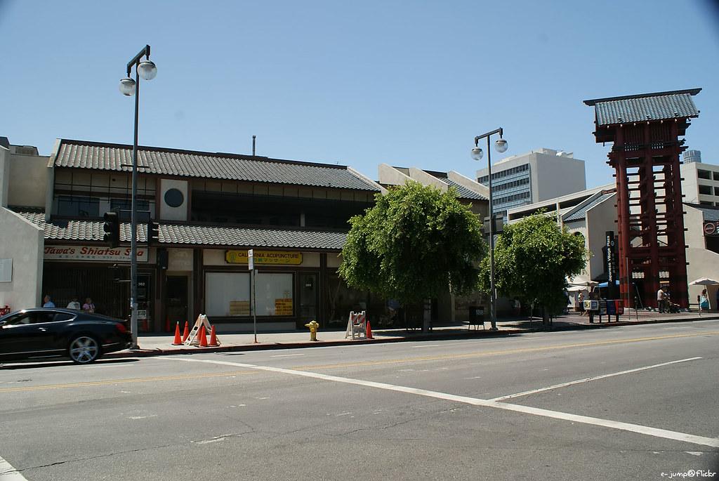 1st Street, Little Tokyo