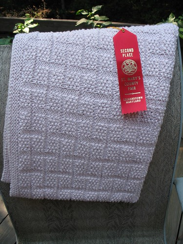 2nd Place Blanket