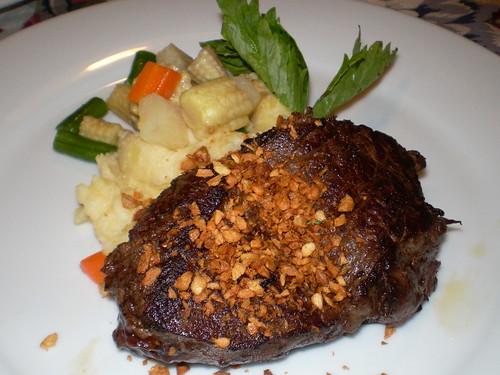 Steak a la Pobre