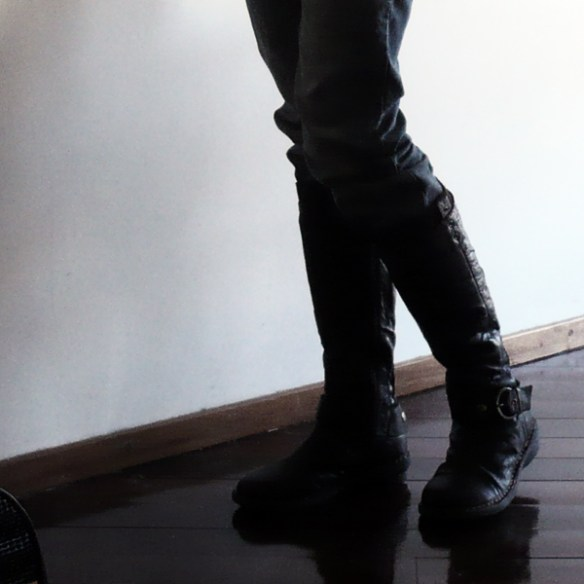 #152 - Boots!