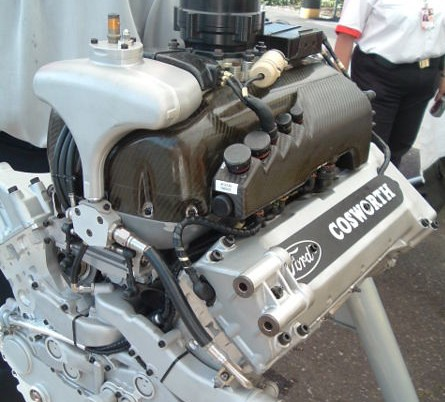 motor cosworth by you.