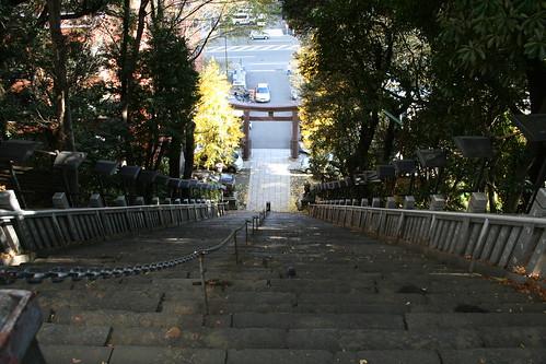 Atago Shrine, Tokyo