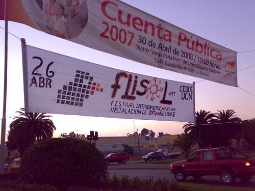 Evaluación FLISOL 200 en La Serena-Coquimbo
