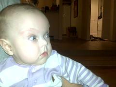 Maddie looks like Mommy