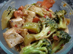 kungpao tofu