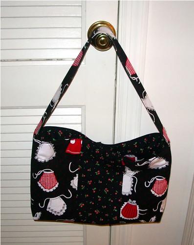 Apron purse