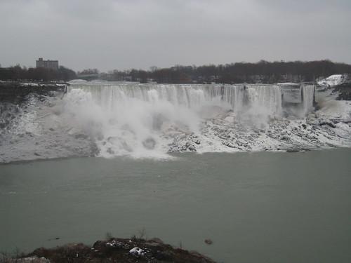 The American Falls, Niagara Falls