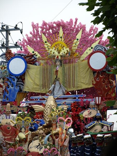 2008年 八戸三社大祭 お通り 17