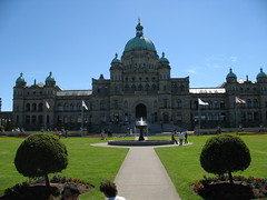 Parliament  Buildings Victoria, BC