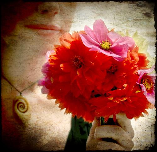 Week 17 - Fresh flowers
