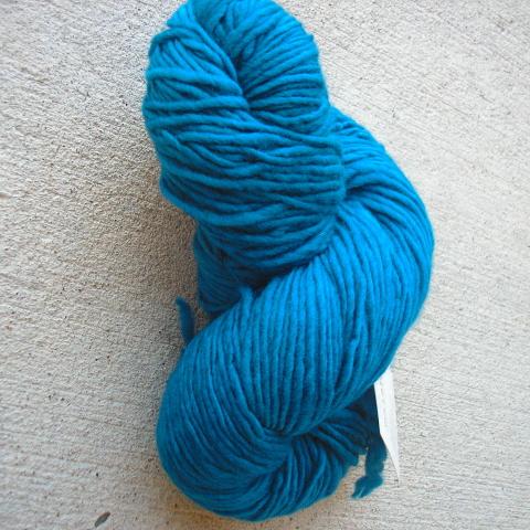 Malabrigo Merino turquoise