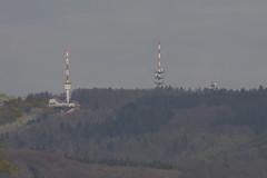 Heidelberg Königstuhl - TV & Microwave Towers ...