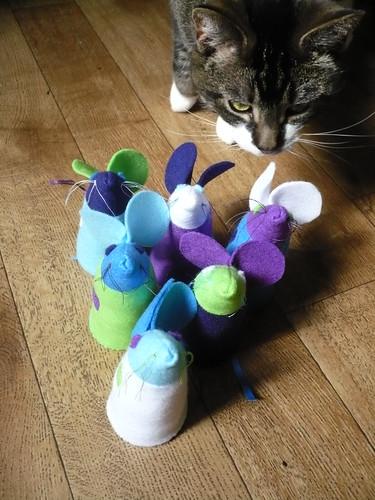 mice skittles