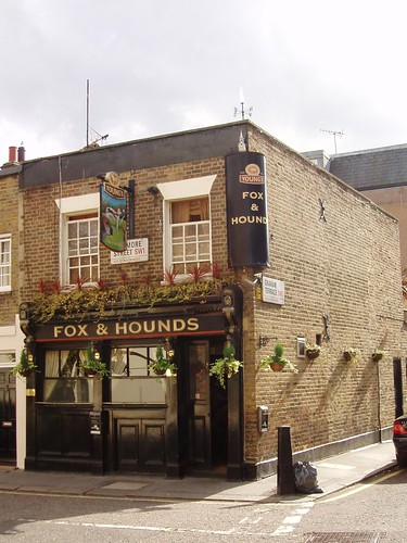 The Fox and Hounds (Belgravia SW1)