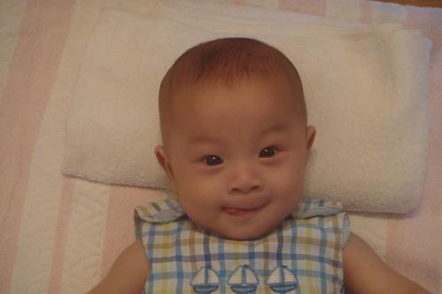 小叡叡 6_標準的微笑標誌