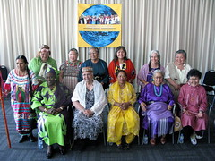 grandmothers council, indigenous grandmothers, barcelona 2008