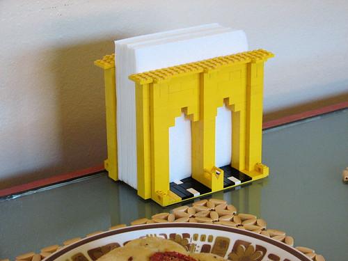 Lego Home Decor Domestic Geek