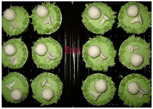 Golf Theme Cuppies - photo 1