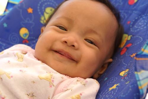4 month old Elle