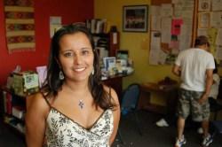 Marcia Espinola, El Vinculo Hispano / The Hispanic Liaison, Siler City, NC