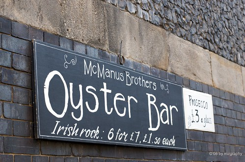 Oyster Bar at Borough Market