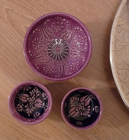 Turkish Delights & Ideas for New Motifs