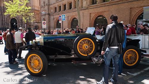 Hispano Suiza en Santa Engracia