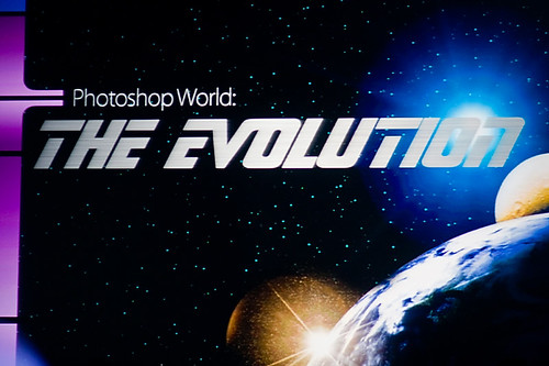 Photoshop World - The Evolution