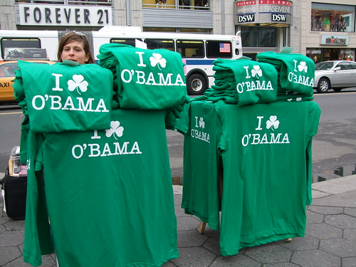 Obamamania in New York