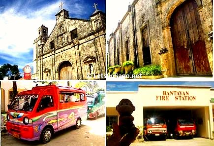 Bantayan Church - St. Paul & Peter Parish Church