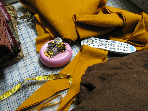 Bodice-making Bits