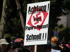 Arizona Capitol SB1070 Protest 4/25/2010