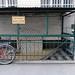 Kottbusser Damm 25-26, Kellertreppe im 1. Hof