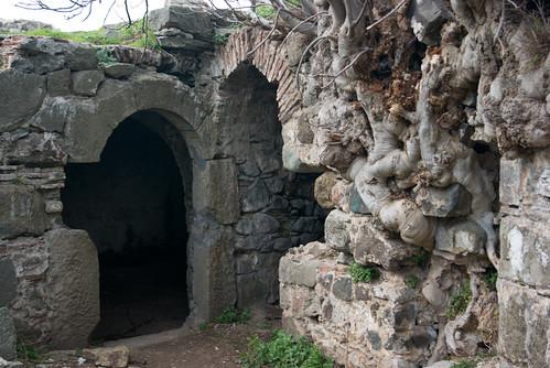 Riva castle in Riva village near blacksea, pentax K10d