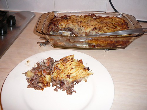 Paul's Cottage Pie