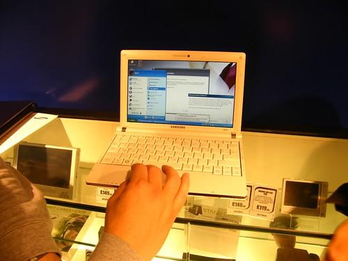 Samsung NC10 @ PcPro.co.uk