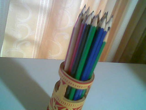 STP's hotel pencil collection