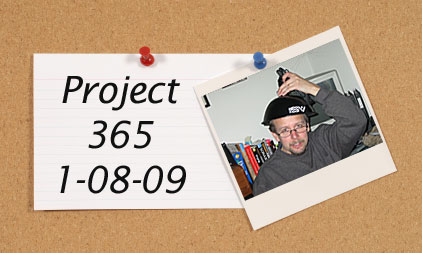 Project 365 - 1-08-09