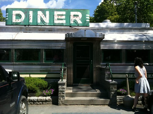 Village Diner Phone Photo