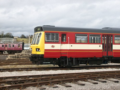 Class 141 Second Generation DMU