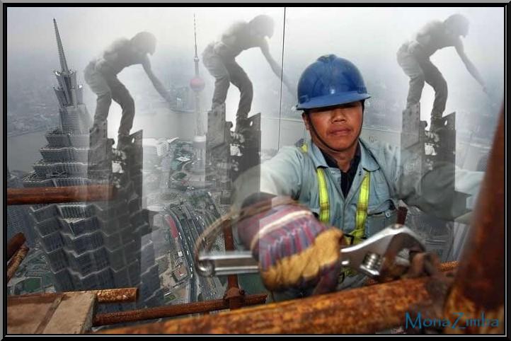 Mohawk Ironworkers in Skyland