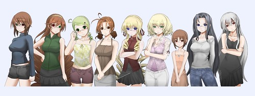 Healthy Maidens